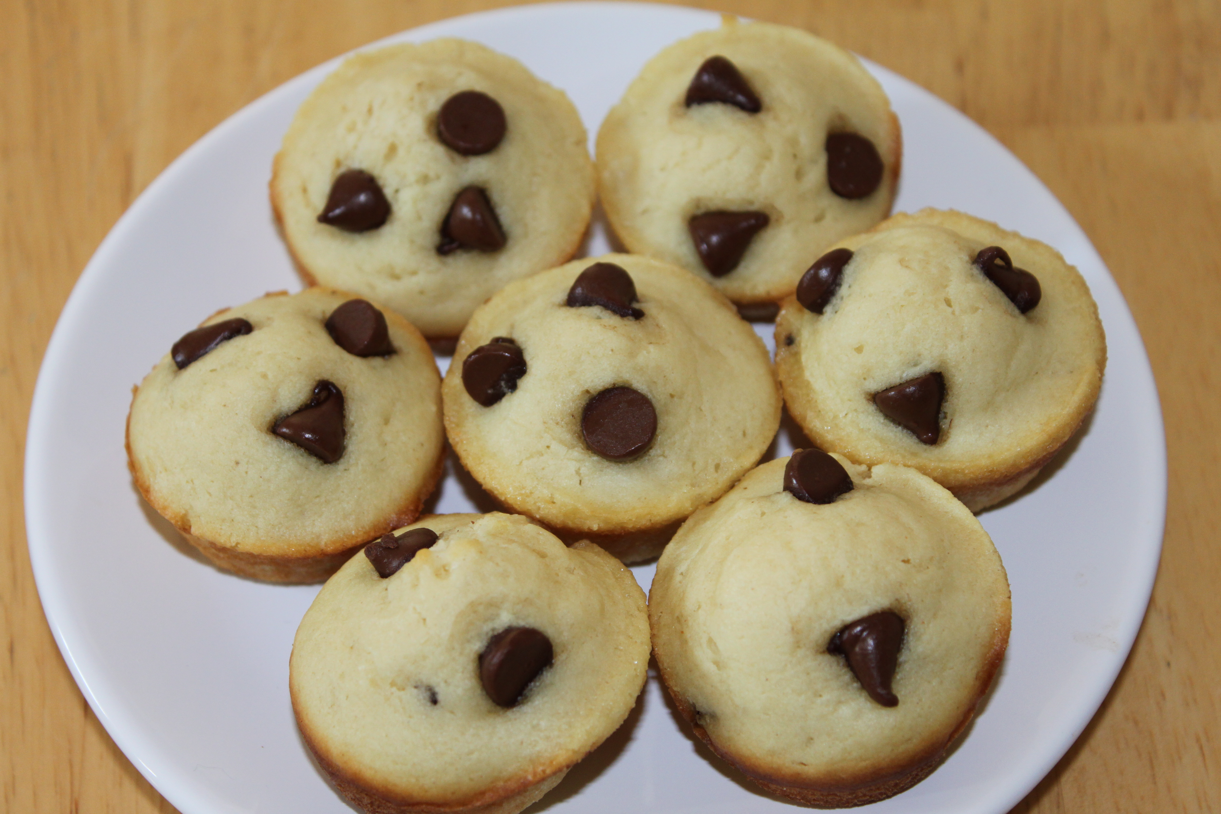 Mini maple chocolate chip pancake muffins pennys food blog mini maple chocolate chip pancake muffins ccuart Image collections