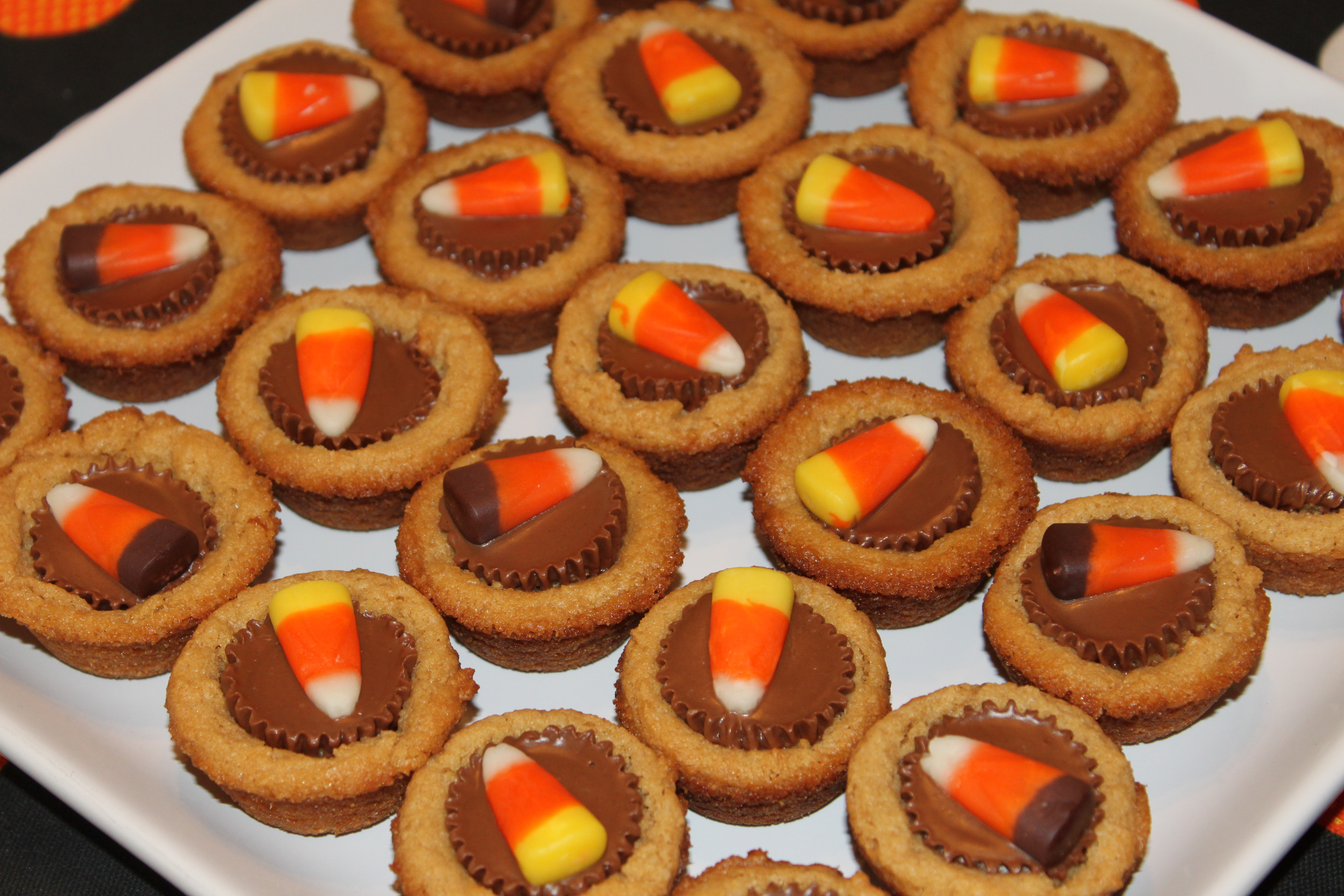 reeses peanut butter cookie cups here