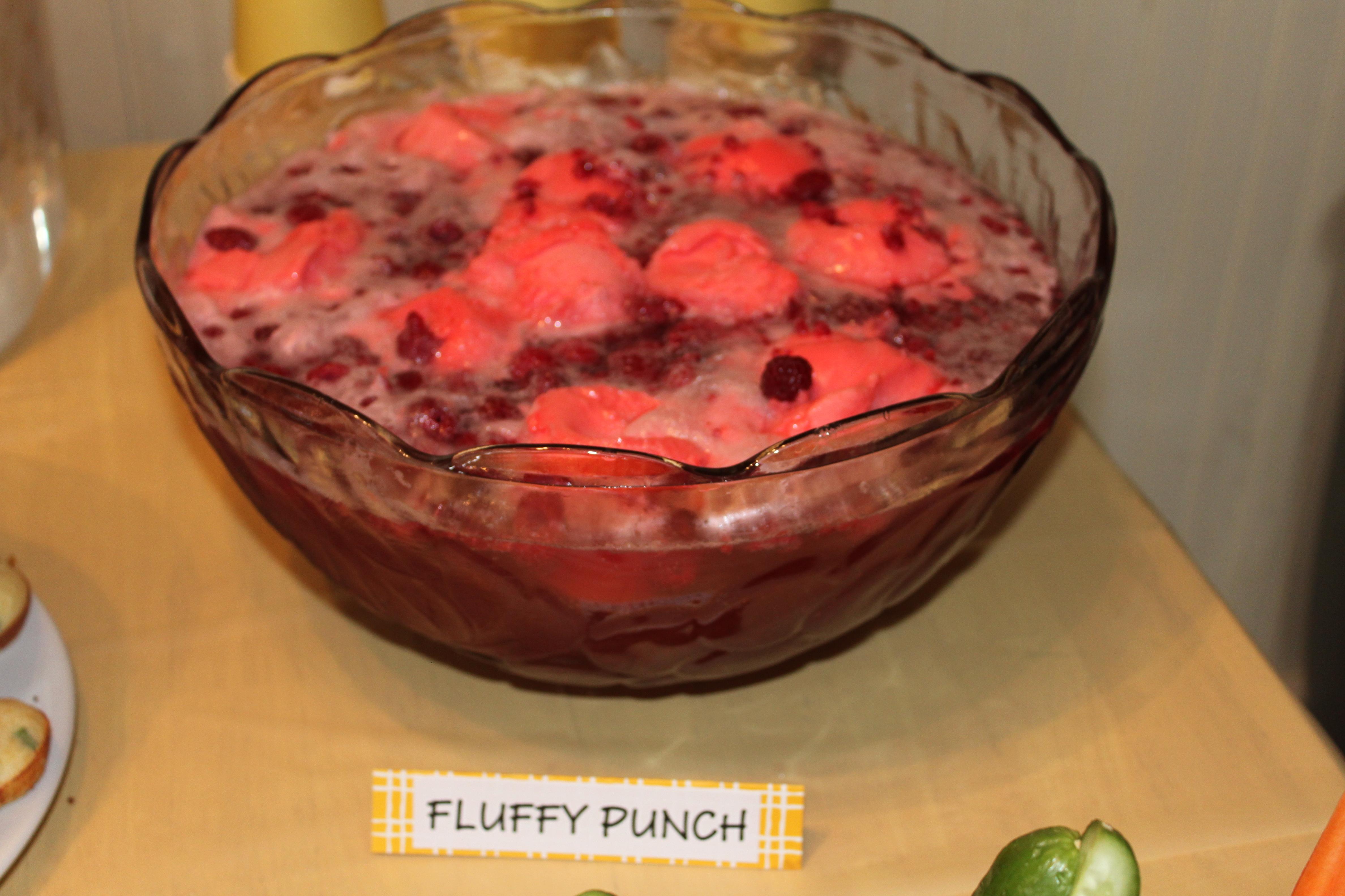 Courtney\'s Bridal Shower Food | Penny\'s Food Blog