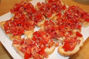 Italian dinner 004