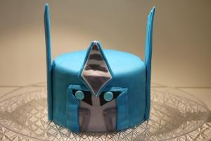 Ngati's Transformers Birthday Cake