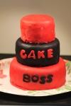 Zoe's mini Cake Boss cake