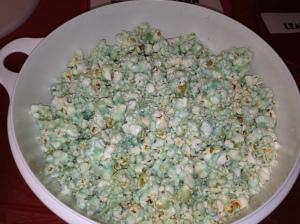 Berry Kool-Aid Popcorn