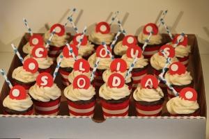 Sodalicious Cupcakes