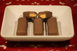 Homemade Kit Kats