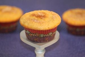 Buttermilk Spice Cupcakes