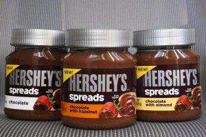 Hershey Chocolate Spreads