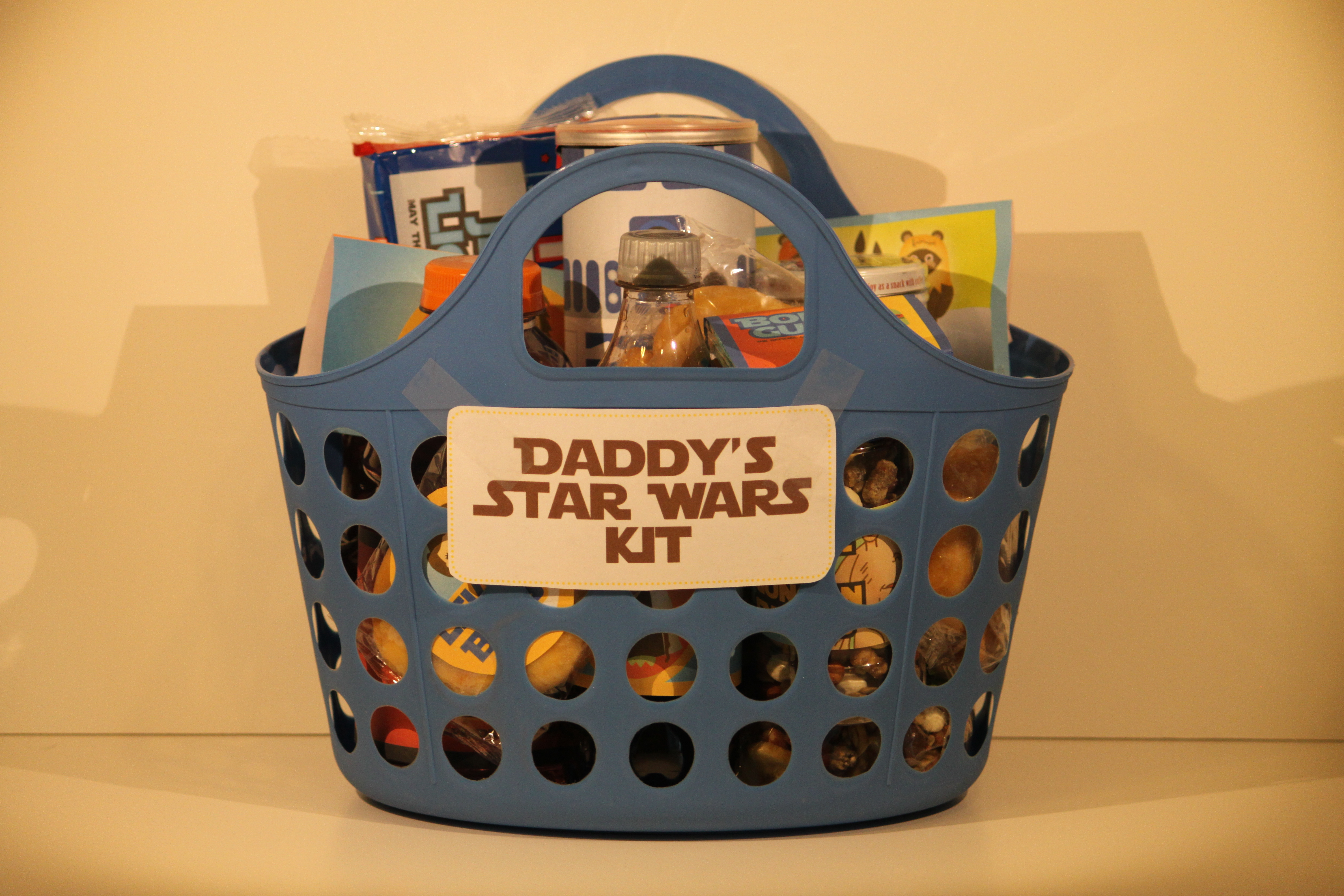Star Wars Kit Gift | Penny's Food Blog - photo#41