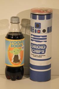 Yoda Soda & Droid Chips