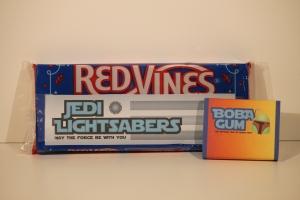 Jedi Lightsabers & Boba Gum
