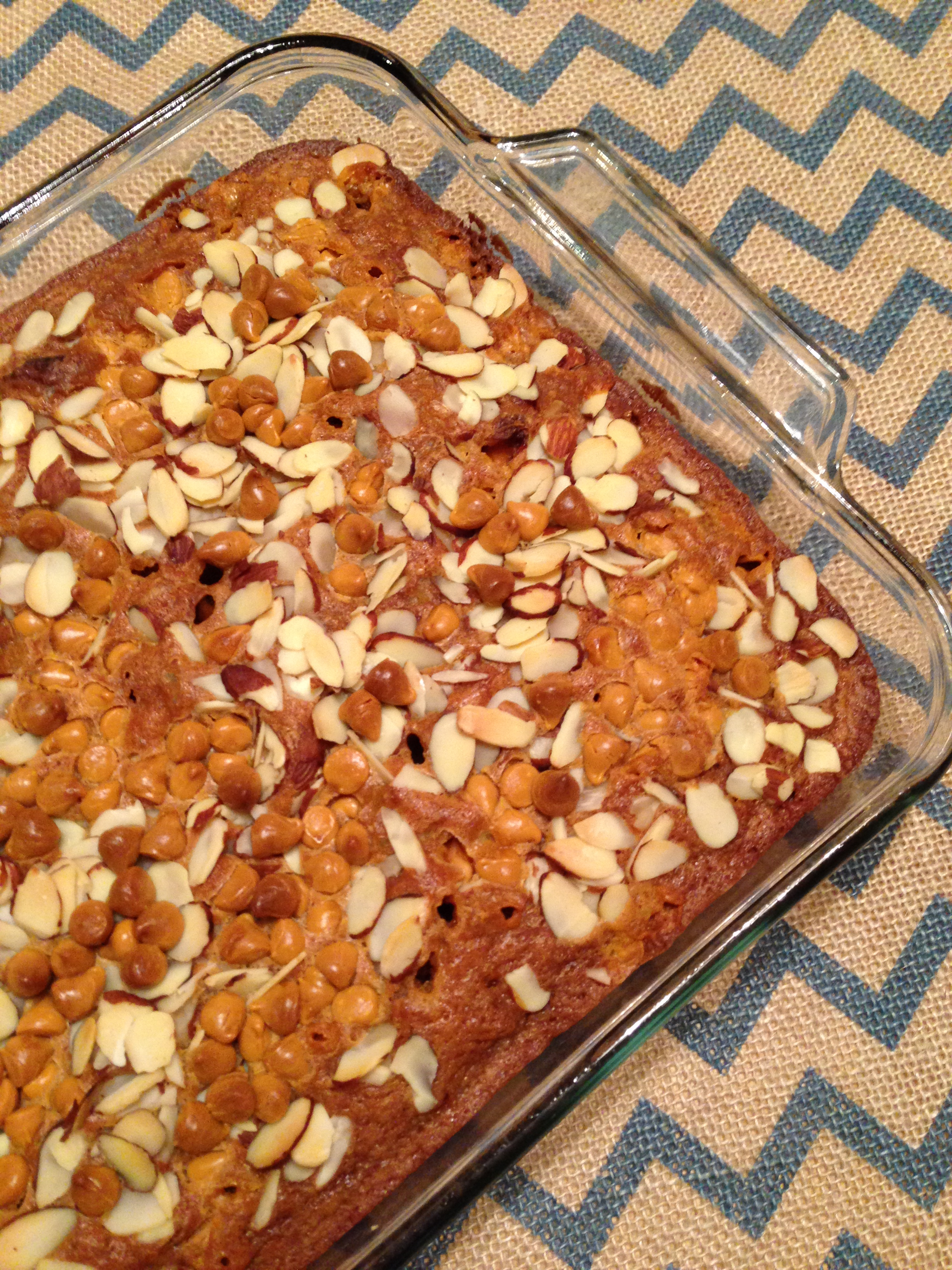 Butterscotch Chip Oatmeal Cake Penny 39 S Food Blog