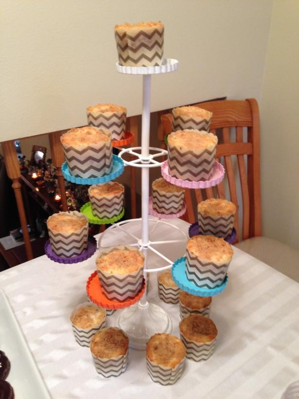 Creme Brulee Muffins