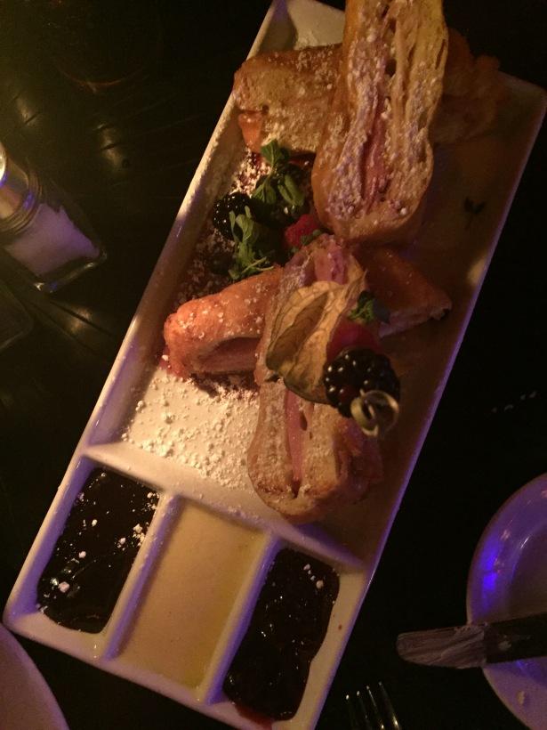 Blue Bayou Monte Cristo Sandwich