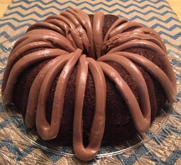 Nutella Bundt Cake (2)