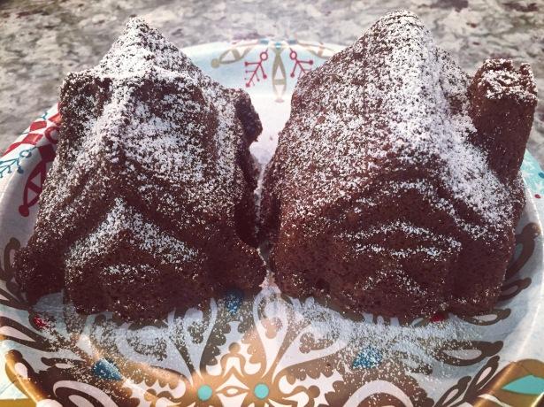 Gingerbread Loaf/House