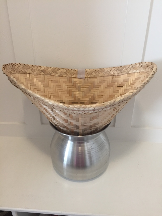 Steamer Basket and Pot