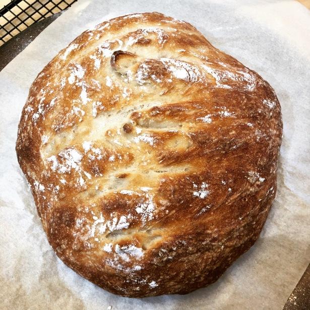 Very Easy Boule Loaf