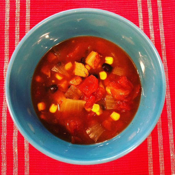 Fiesta Turkey Soup