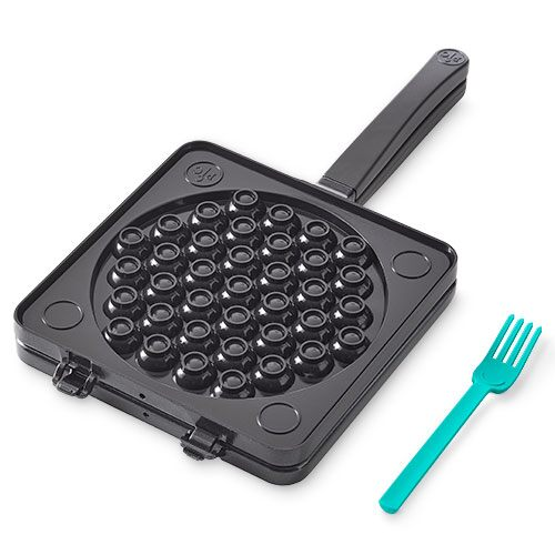 Pampered Chef Waffle Puff Pan