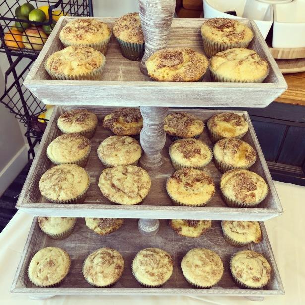 Amish Friendship Muffins