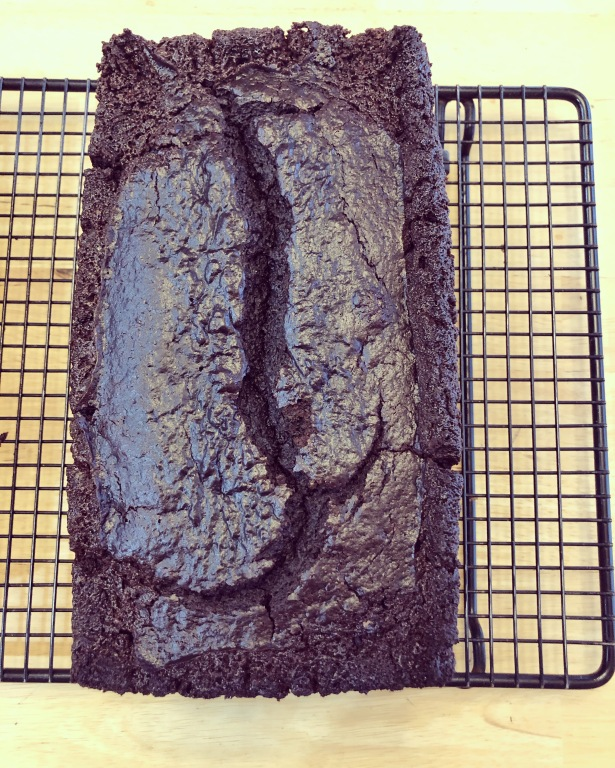 Death By Chocolate Zucchini Bread
